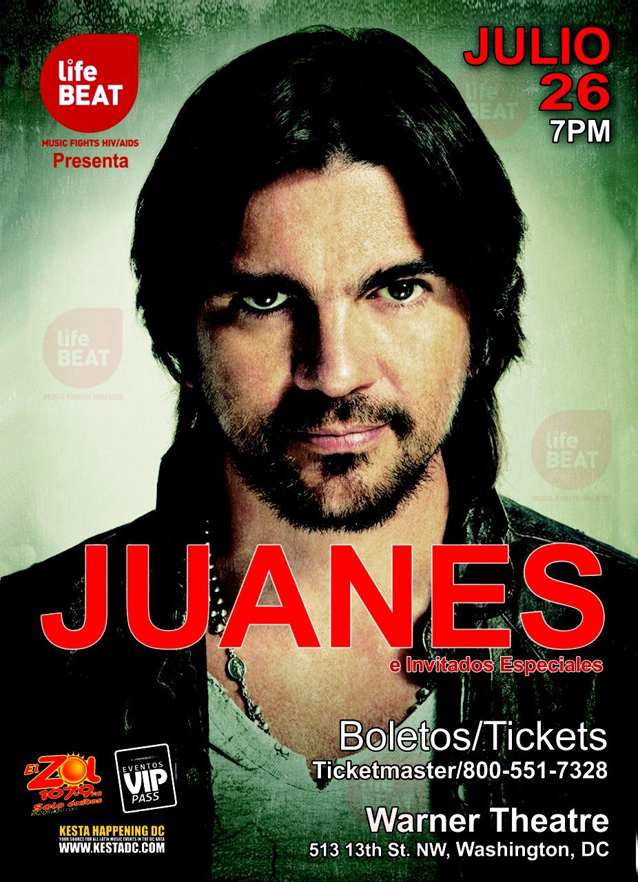 LOS VECINOS: Los Vecinos te llevan a Juanes